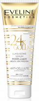 EVELINE - 24K GOLD - ANTI-CELLULITE SHAPING EXPERT - Luxurious modeling serum with gold particles - 250 ml