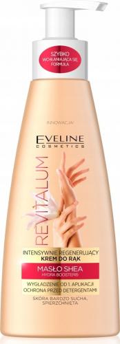 EVELINE - REVITALUM - Intensywnie regenerujący krem maska do rąk - Skóra bardzo sucha i spierzchnięta - 125 ml