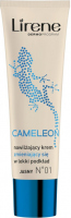 Lirene - CAMELEON - Moisturizing cream changing into a light foundation 30ml