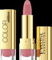 EVELINE - COLOR Edition Lipstick - Pomadka do ust - 724 - SUMMER BLOSSOM - 724 - SUMMER BLOSSOM