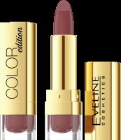 EVELINE - COLOR Edition Lipstick - Pomadka do ust - 726 - MAUVEWOOD - 726 - MAUVEWOOD