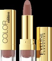 EVELINE - COLOR Edition Lipstick - Pomadka do ust - 728 - MOCHA KISS - 728 - MOCHA KISS