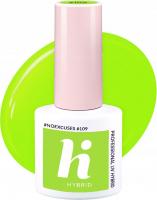 Hi Hybrid - PROFESSIONAL UV HYBRID - Lakier hybrydowy - 5 ml - 109 - 109
