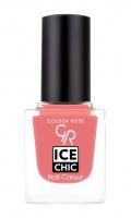 Golden Rose - ICE CHIC Nail Colour - Lakier do paznokci - 143 - 143