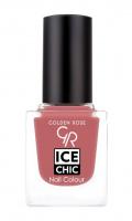 Golden Rose - ICE CHIC Nail Colour - Lakier do paznokci - O-ICE - 144 - 144