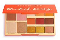 MAKEUP REVOLUTION x Rachel Leary - GODDESS ON THE GO - FACE AND SHADOW PALETTE - Paleta do makijażu twarzy