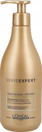 L'Oréal Professionnel - SERIE EXPERT - ABSOLUT REPAIR - GOLD QUINOA + PROTEIN Shampoo - Odbudowujący szampon do mocno zniszczonych włosów - 500 ml