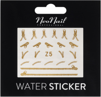 NeoNail - WATER STICKER - Universal nail stickers