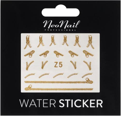 NeoNail - WATER STICKER - Uniwersalne naklejki wodne do paznokci