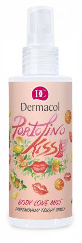 Dermacol - Body Love Mist - Mgiełka do ciała - Portofino Kiss - 150 ml