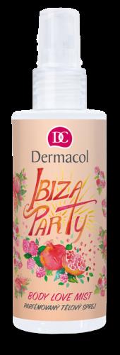 Dermacol - Body Love Mist - Mgiełka do ciała - Ibiza Party - 150 ml