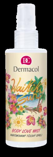 Dermacol - Body Love Mist - Mgiełka do ciała - Waikiki Sun - 150 ml