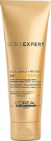 L'Oréal Professionnel - SERIE EXPERT - GOLD QUINOA + PROTEIN - ABSOLUT REPAIR - Thermal cream for damaged hair - 125 ml