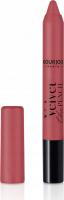 Bourjois - Velvet the Pencil - Matte Lipstick - Matte lipstick in a pencil - 07 ROSE-STORY - 07 ROSE-STORY