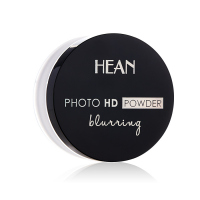 HEAN - PHOTO HD POWDER Blurring - Utrwalający puder do twarzy z efektem blur