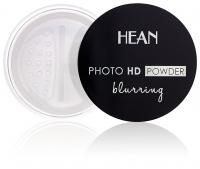 HEAN - PHOTO HD POWDER Blurring - Fixing face powder with blur effect