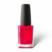 Kinetics - SOLAR GEL NAIL POLISH - Lakier do paznokci - System Solarny - 435 - GET*RED*DONE - 435 - GET*RED*DONE