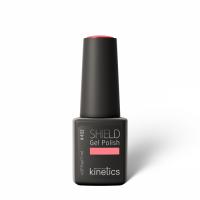 Kinetics - SHIELD GEL Nail Polish - Hybrydowy lakier do paznokci - 432 - ADRENALINE BLUSH - 432 - ADRENALINE BLUSH