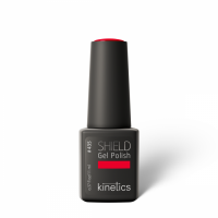 Kinetics - SHIELD GEL Nail Polish - 435 - GET*RED*DONE - 435 - GET*RED*DONE