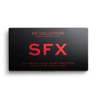 MAKEUP REVOLUTION - SFX ULTIMATE FACE PAINT PALETTE - Paleta 12 farb do twarzy
