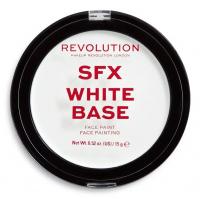 MAKEUP REVOLUTION - SFX WHITE BASE - FACE PAINT - Creamy face paint