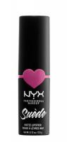 NYX Professional Makeup - SUEDE MATTE LIPSTICK - Matte lipstick