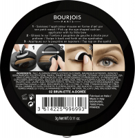 Bourjois - 1 Seconde Eyeshadow - Cień do powiek - 02 BRUN-ETTE