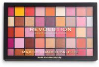 MAKEUP REVOLUTION - MAXI RELOADED PALETTE - 45 eyeshadows - BIG BIG LOVE