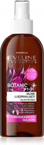 Eveline Cosmetics - BOTANIC EXPERT - BODY OIL - Silnie ujędrniający olejek do ciała - 150 ml