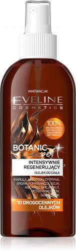 EVELINE - BOTANIC EXPERT - BODY OIL - Intensywnie regenerujący olejek do ciała - 150 ml