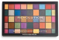 MAKEUP REVOLUTION - MAXI RELOADED PALETTE - 45 eyeshadows - DREAM BIG