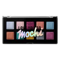 NYX Professional Makeup - LOVE YOU SO MOCHI - 10 eyeshadows - 01 ELECTRIC PASTELS