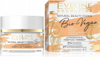 EVELINE - NATURAL BEAUTY FOODS - Ultra Nourishing Face Cream - Dry and dehydrated skin - 50 ml