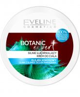 EVELINE - BOTANIC EXPERT - Silnie ujędrniający krem do ciała z olejkiem kokosowym - Skóra sucha i normalna - 200 ml
