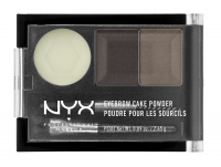 NYX Professional Makeup - EYEBROW CAKE POWDER - Eyebrow make-up set