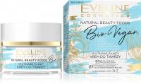 Eveline Cosmetics - NATURAL BEAUTY FOODS - Multinawilżający krem do twarzy - Każdy rodzaj cery - 50 ml