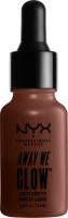 NYX Professional Makeup - AWAY WE GLOW - LIQUID BOOSTER - Rozświetlacz w płynie - 04 - 04