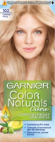 GARNIER - COLOR NATURALS Creme - Permanent, brightening hair coloring - 102 Pearl Blonde