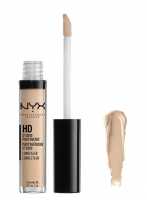 NYX Professional Makeup - HD Studio Photogenic Concealer - Korektor HD - 3.5 NUDE BEIGE - 3.5 NUDE BEIGE