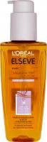 L'Oréal - ELSEVE - Magiczna Moc Olejków - Eliksir odbudowujący - Kwiatowy olejek do włosów zniszczonych i z rozdwajającymi się końcówkami - 100 ml
