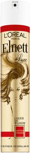 L'Oréal - ELNETT de Luxe HAIRSPRAY - Hairspray - Red - 250 ml