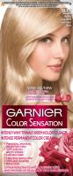 GARNIER - COLOR SENSATION - Permanent hair coloring cream - 9.13 Very Cristal Blonde
