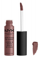 NYX Professional Makeup - SOFT MATTE LIP CREAM - Kremowa pomadka do ust w płynie - 38 - Toulouse - 38 - Toulouse