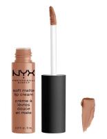 NYX Professional Makeup - SOFT MATTE LIP CREAM - Kremowa pomadka do ust w płynie - 57 - Cape Town - 57 - Cape Town