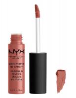 NYX Professional Makeup - SOFT MATTE LIP CREAM - Kremowa pomadka do ust w płynie - 59 - San Diego - 59 - San Diego