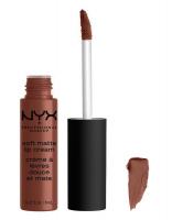 NYX Professional Makeup - SOFT MATTE LIP CREAM - Kremowa pomadka do ust w płynie - 60 - Leon - 60 - Leon