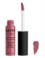 NYX Professional Makeup - SOFT MATTE LIP CREAM - Kremowa pomadka do ust w płynie - 61 - Montreal - 61 - Montreal