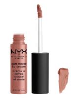 NYX Professional Makeup - SOFT MATTE LIP CREAM - Kremowa pomadka do ust w płynie - 62 - Cabo - 62 - Cabo