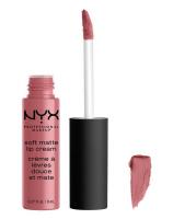 NYX Professional Makeup - SOFT MATTE LIP CREAM - Kremowa pomadka do ust w płynie - 64 - Beijing - 64 - Beijing