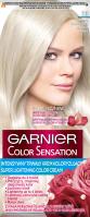 GARNIER - COLOR SENSATION - Trwały krem koloryzujący do włosów - S9 Srebrny Popielaty Blond